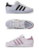23aca099abd5f adidas Women s Superstar Casual Sneakers from Finish Line