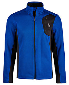 Spyder Big Boys Raider Full-Zip Sweater