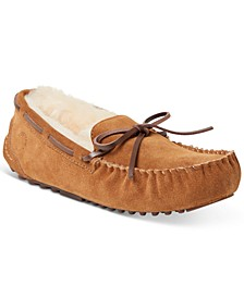 Women's Fireside Victoria Shearling Moccasin Slippers