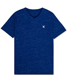 Hurley Big Boys Cloud Staple T-Shirt