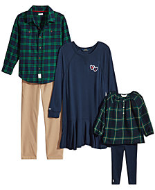 Polo Ralph Lauren, Tommy Hilfiger, Carter's & Ralph Lauren Boys & Girls Dress & Separates