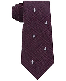 Tommy Hilfiger Men's Holiday Tree Tie