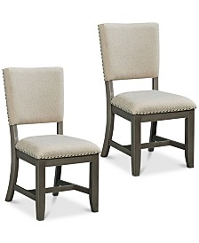 Omaha Dining Chair (Set Of 2), Quick Ship