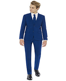 OppoSuits Navy Royale Teen Boys Suit