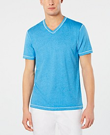 INC Men's Heathered T-Shirt, Created for Macy's