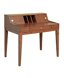 Butch Cherry Writing Desk