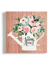 CLOSEOUT! Martha Stewart Collection 'It's Spring Time' Art Print, Created for Macy's