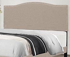 Kiley Upholstered Full / Queen Headboard