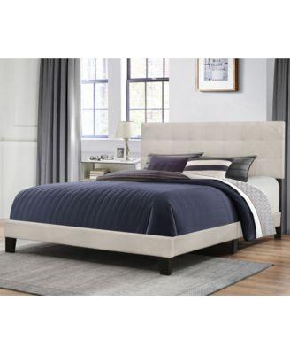 Delaney Queen Upholstered Bed