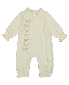 Masala Baby Baby Girl's Organic Cotton Ellie One Piece