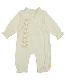 Masala Baby Baby Girl's Organic Cotton Ellie One Piece