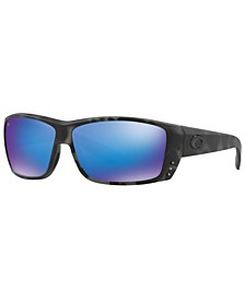 Polarized Sunglasses, CAT CAY POLARIZED 61
