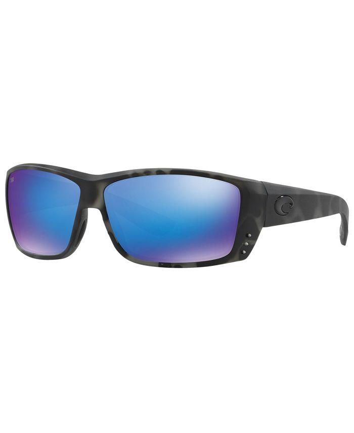 Costa Del Mar - Polarized Sunglasses, CAT CAY POLARIZED 61