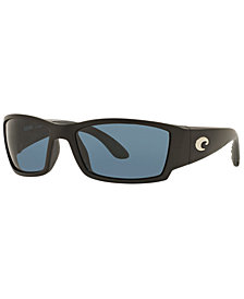 Costa Del Mar Polarized Sunglasses, CORBINA POLARIZED 62P