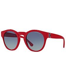 Sunglasses, EA4113 51