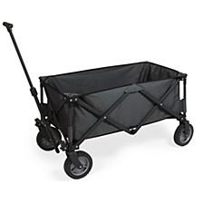 Oniva® by Adventure Wagon Dark Grey Folding Utility Wagon