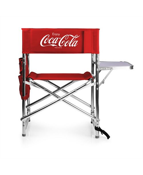Picnic Time Oniva™ by Coca-Cola Sports Chair