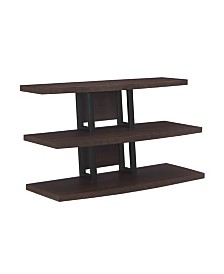 Ameriwood Home Merlot Tv Stand For Tvs Up To 55 Inches