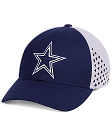 Authentic NFL Headwear Dallas Cowboys Athens Flex Stretch Fitted Cap