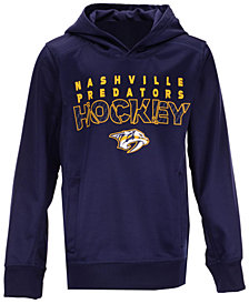 Outerstuff Nashville Predators Extreme Hoodie, Big Boys (8-20)