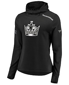 Majestic Women's Los Angeles Kings Authentic Pro Rinkside Hoodie