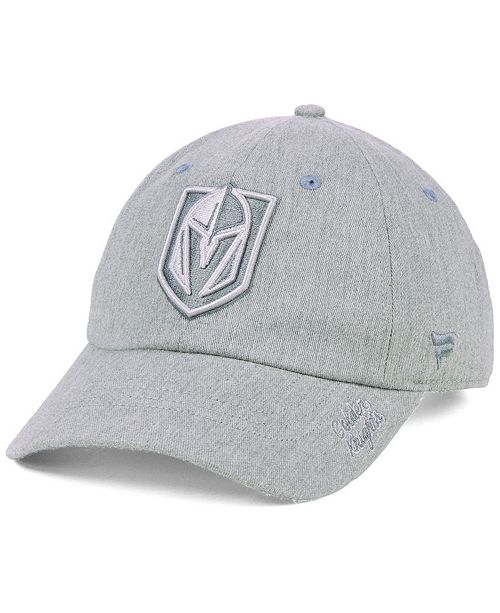 ... Adjustable Cap  Authentic NHL Headwear Women s Vegas Golden Knights Lux  Fundamental Adjustable ... 05502cd6d6