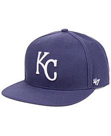 '47 Brand Kansas City Royals Autumn Snapback Cap