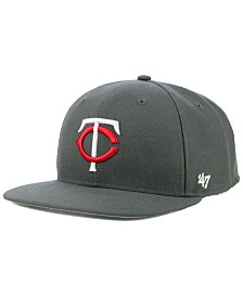 '47 Brand Minnesota Twins Autumn Snapback Cap