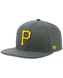 '47 Brand Pittsburgh Pirates Autumn Snapback Cap