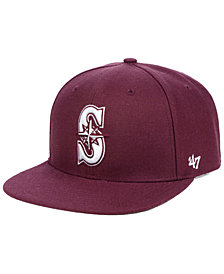 '47 Brand Seattle Mariners Autumn Snapback Cap