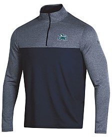 Under Armour Men's Notre Dame Fighting Irish Scratch Mock Quarter-Zip Pullover