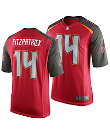 Nike Men's Ryan Fitzpatrick Tampa Bay Buccaneers Game Jersey