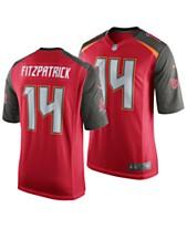 Nike Men s Ryan Fitzpatrick Tampa Bay Buccaneers Game Jersey fee9f68d2
