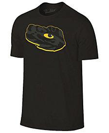 Champion Men's LSU Tigers Black Out Dual Blend T-Shirt