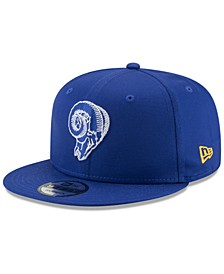 Los Angeles Rams Basic 9FIFTY Snapback Cap