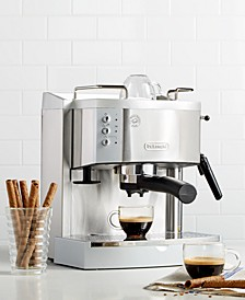EC702 15 Bar Stainless Steel Espresso and Cappuccino Machine