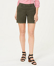 Style & Co Cutoff Shorts, Created for Macy's