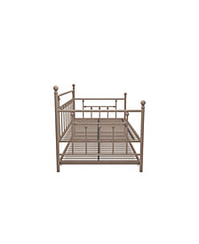 EveryRoom Maisie Twin Twin Daybed with trundle
