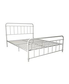 Wyn Full Metal Bed