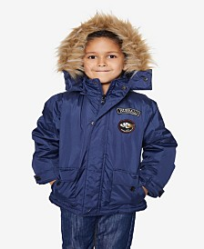 Buffalo Boys David Bitton Big Boys' Anorak