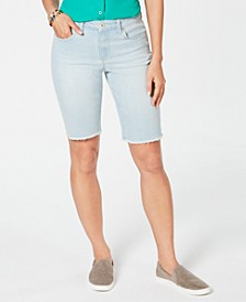 Cutoff Bermuda Shorts, Created for Macy's