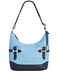 Giani Bernini Colorblock Bridle Leather Hobo