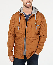 Dickies Men's Hooded Quilt Jacket