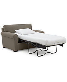"""Astra 59"""" Fabric Chair Bed"""