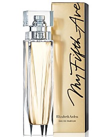 Choose your free mini fragrance with $50 Elizabeth Arden purchase