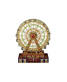 Worlds Fair Grand Ferris Wheel LED Animated Musical
