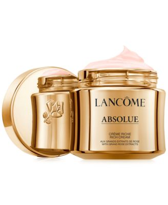 Absolue Revitalizing & Brightening Rich Cream With Grand Rose Extracts, 2 oz.