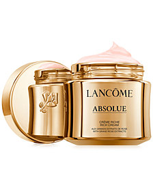 Lancôme Absolue Revitalizing & Brightening Rich Cream With Grand Rose Extracts, 60 ml