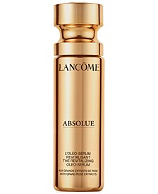 Absolue Revitalizing Oleo-Serum With Grand Rose Extracts, 1 oz.