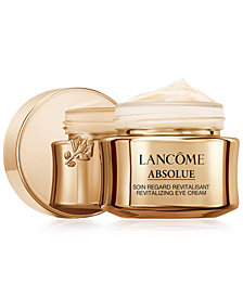 Lancôme Absolue Revitalizing Eye Cream With Grand Rose Extracts, 20 ml